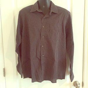 Van Heusen Slim Fit Dress Shirt